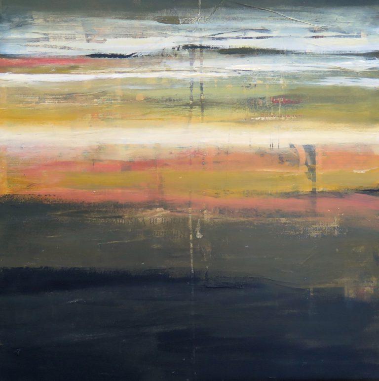 Arienne Molenaar - Schilderijen - L10 - Zee