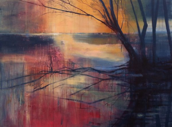 Arienne Molenaar - Schilderijen - L8